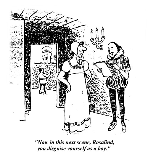 the stereotyping of females in the play hamlet by william shakespeare Thy name is woman from shakespeare's hamlet with meaning, origin, usage   this phrase ironically to depict women as immoral and negative stereotypes.